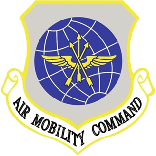 Air Mobility Command logo